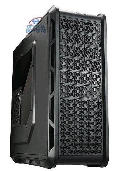 Gabinete - Gabinete Cougar Evolution - Controlador de Cooler - USB3.0 - 6GR1