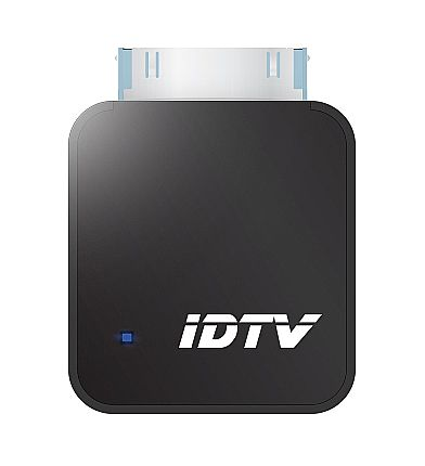 Captura de TV/Video - Receptor TV Digital IDTV - para iPhone, Ipad, Ipod - Comtac - 9233
