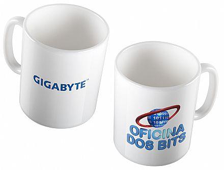 Acessórios - Caneca de porcelana - Gigabyte Aorus