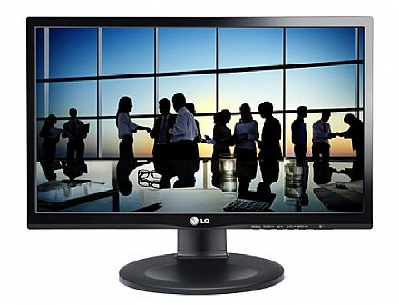 "Monitor - Monitor 21.5"" LG 22MP55VQ - Painel IPS - Full HD - 5ms - VESA - HDMI/VGA/DVI"
