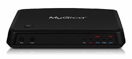 Captura de TV/Video - Captura de Video Full HD Mygica HD Cap X Game Capture - Grava direto no cartão SD ou Pendrive - Ideal para Gravar Jogos