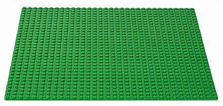 Brinquedo - LEGO Classic - Base verde - 10700