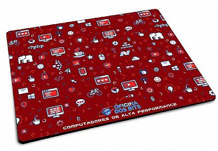 Mouse pad - Mouse Pad Bits - 220 x 175 x 2mm - Bits Geek
