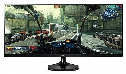 "Monitor - Monitor 25"" LG 25UM58 LED IPS - Full HD UltraWide 2560x1080 - 5ms - HDMI"