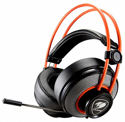 Fone de Ouvido - Headset Cougar Immersa Gaming - CGR-P40NB-300