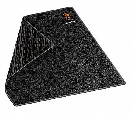 Mouse pad - Mouse Pad Gaming Cougar Control 2 M - Médio - 320 x 270mm - CGR-KBRBS5M-CON