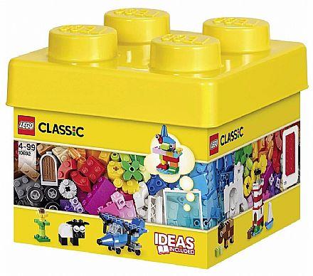 Brinquedo - LEGO Classic - Peças Criativas - 10692