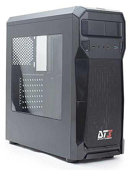 Gabinete - Gabinete DT3 Axtro Window - USB 3.0 - Janela Lateral em Acrílico - 10532-1