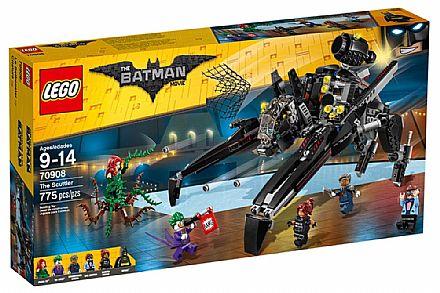 Brinquedo - LEGO Batman Movie - O Scuttler - 70908