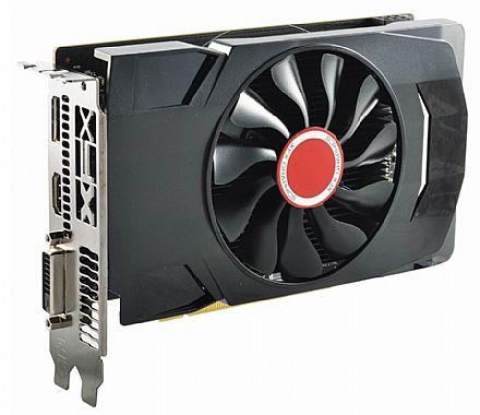 Placa de Vídeo - AMD Radeon RX 560D 4GB DDR5 128bits - XFX RX-560D4SFG5