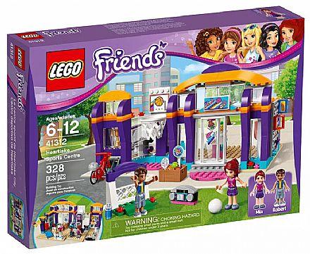 Brinquedo - LEGO Friends - Ginasio de Esportes de Heartlake - 41312