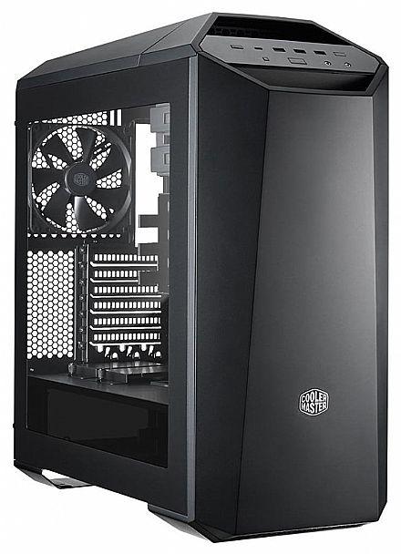 Gabinete - Gabinete Cooler Master MasterCase Maker 5 - Janela Lateral em Acrílico - USB 3.0 Tipo C - MCZ-005M-KWN00
