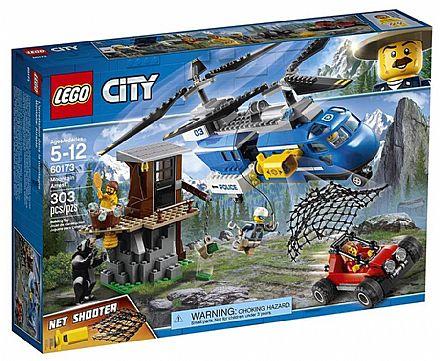Brinquedo - LEGO City - Detenção na Montanha - 60173