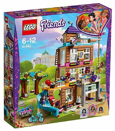 Brinquedo - LEGO Friends - Casa da Amizade - 41340