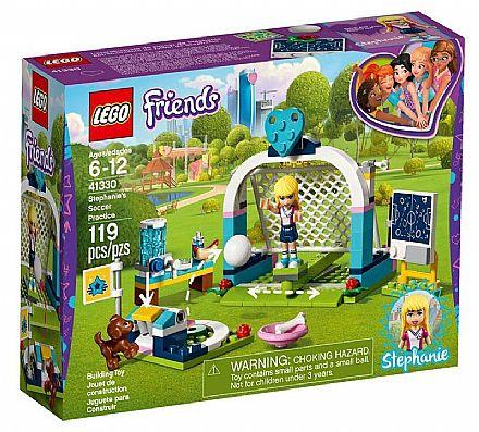 Brinquedo - LEGO Friends - O Treino de Futebol da Stephanie - 41330