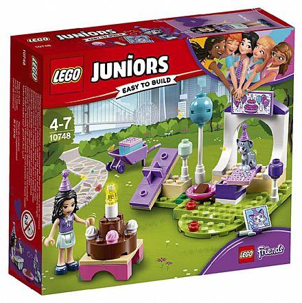 Brinquedo - LEGO Juniors - A Festa dos Animais de Estimação da Emma - 10748