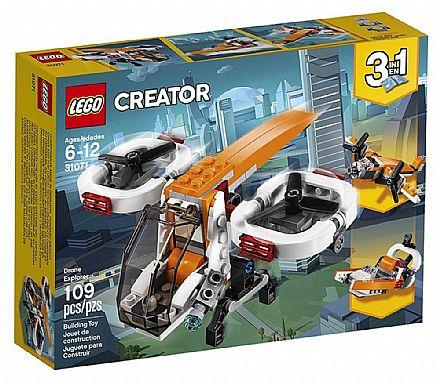 Brinquedo - LEGO Creator - Drone Explorador - 31071