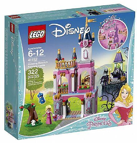 Brinquedo - LEGO Princesas Disney - O Castelo do Conto de Fadas da Bela Adormecida - 41152