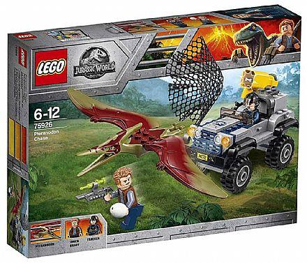 Brinquedo - LEGO Jurassic World - A Perseguição ao Pteranodonte - 75926