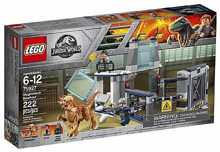 Brinquedo - LEGO Jurassic World - A Fuga do Laboratório - 75927