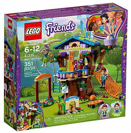Brinquedo - LEGO Friends - A Casa da Árvore da Mia - 41335