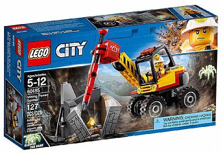 Brinquedo - LEGO City - Veículo Minerador - 60185