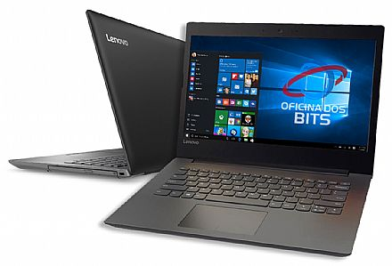 "Notebook - Lenovo B320 - Tela 14"" HD, Intel i3 6006U, 4GB DDR4, HD 500GB, Intel HD Graphics 520, Windows 10 Pro - 81CC0007BR"