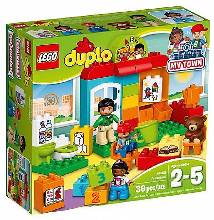 Brinquedo - LEGO Duplo - Educação Infantil - 10833