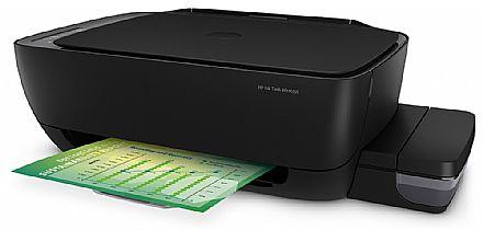 Multifuncional - Multifuncional HP Ink Tank 416 com Tanque de Tinta - USB, Wi-Fi, Wi-Fi Direct® - Impressora, Copiadora e Scanner - Z4B55A