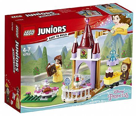 Brinquedo - LEGO Juniors Princesas Disney - Hora da História da Bela - 10762