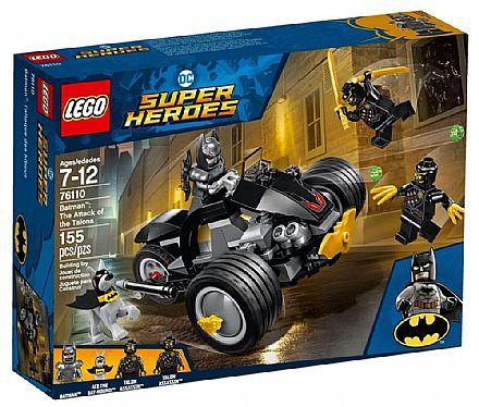 Brinquedo - LEGO DC Super Heroes - Batman: Ataque dos Garras - 76110