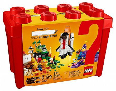 Brinquedo - LEGO Building Bigger Thinking - Missão em Marte - 10405