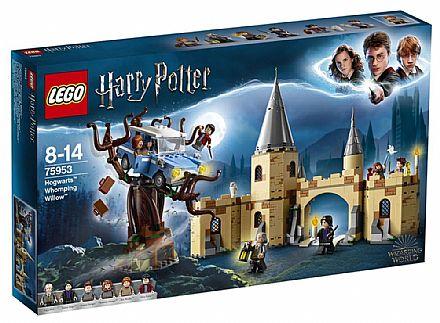 Brinquedo - LEGO Harry Potter - O Salgueiro Lutador de Hogwarts - 75953