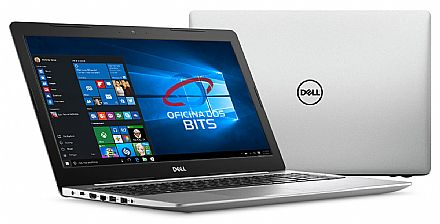 "Notebook - Dell Inspiron i15-5570-N10 - Tela 15.6"" HD, Intel i5 8250U, 16GB, SSD 240GB, Intel® UHD Graphics 620, Windows 10 - Outlet - Garantia 1 ano"