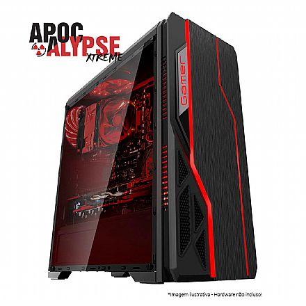 Computador Gamer - PC Gamer Bits Alpha Xtreme - Intel® Core i5 8400, 16GB, HD 1TB, Geforce GTX 2070 8GB
