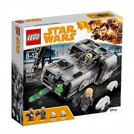 Brinquedo - LEGO Star Wars - O Landspeeder de Moloch - 75210