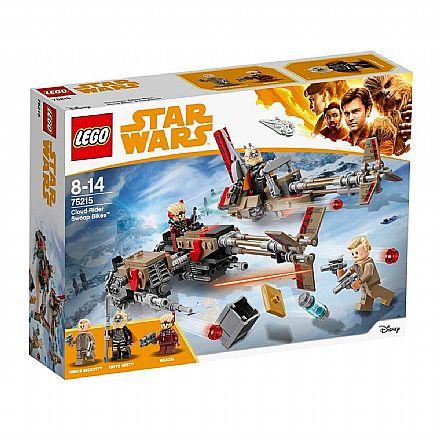 Brinquedo - LEGO Star Wars - O Ataque dos Piratas - 75215