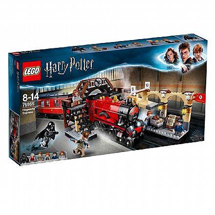 Brinquedo - LEGO Harry Potter - O Expresso de Hogwarts - 75955