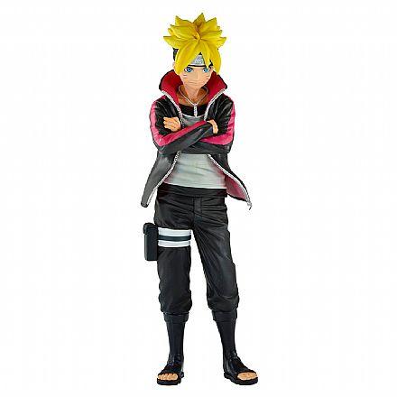 Brinquedo - Action Figure - Boruto: Naruto Next Generations - Boruto Uzumaki Grandista - Bandai Banpresto 26807/26808