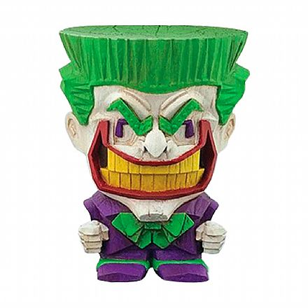 Brinquedo - Action Figure - DC Comics - DC Teekeez: Wave 1 - The Joker - Cryptozoic 29138