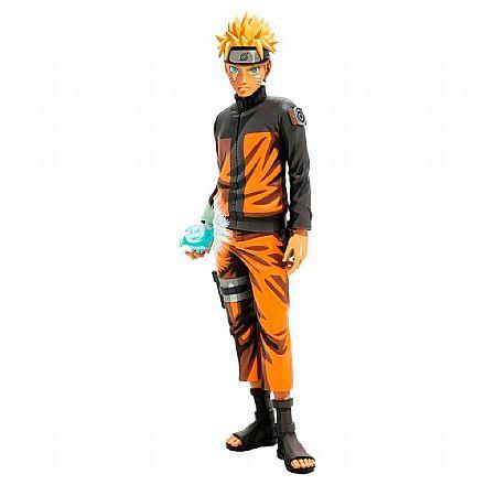 Brinquedo - Action Figure - Naruto Mangá Dimension - Uzumaki Naruto Grandista - Bandai Banpresto 28414/28415