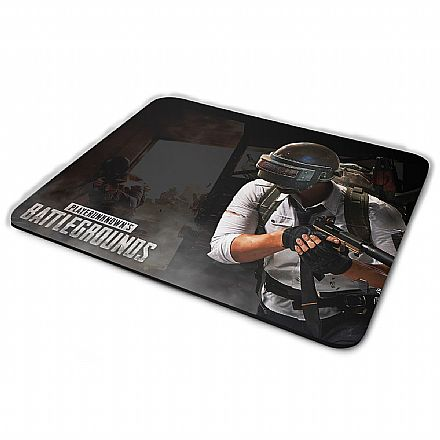 Mouse pad - Mouse Pad Bits Gamer Playerunknown`s Battlegrounds - 250 x 360mm - Grande