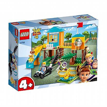 Brinquedo - LEGO Toy Story - Aventura no Recreio do Buzz e Betty - 10768