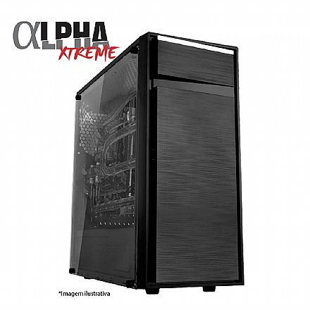 Computador Gamer - PC Gamer Bits Alpha Xtreme - Intel® Core i5 9400F, 16GB, HD 1TB, Geforce RTX 2070 8GB