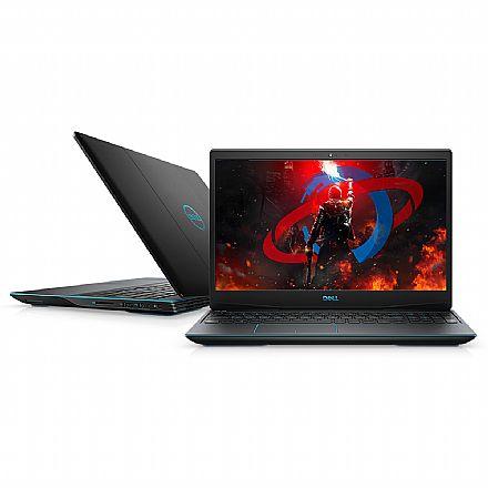 """Notebook - Notebook Dell Gaming G3-3590-A30P - Tela 15.6"""" Full HD IPS, Intel i7 9750HQ, 16GB, HD 1TB + SSD 240GB, GeForce GTX 1660 Ti 6GB, Windows 10"""