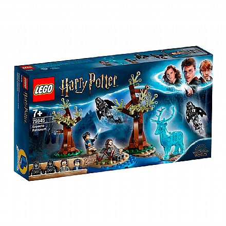 Brinquedo - LEGO Harry Potter - Expecto Patronum - 75945
