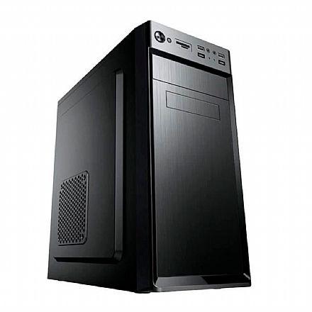 Gabinete - Gabinete BPC - ATX - USB e Áudio - 3606