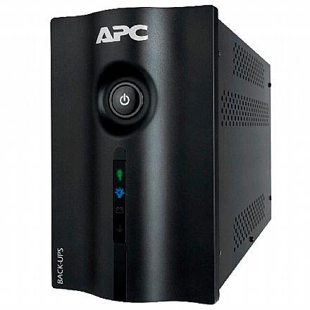 NoBreak - No-Break 1500VA APC Back-UPS BZ1500XLBI-BR - Bivolt - Semi Senoidal
