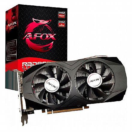 Placa de Vídeo - AMD Radeon RX 580 8GB GDDR5 256bits - AFOX AFRX580-8192D5H5