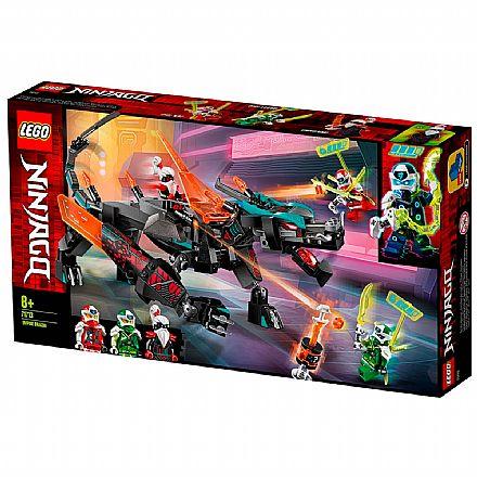 Brinquedo - LEGO Ninjago - Império do Dragão - 71713